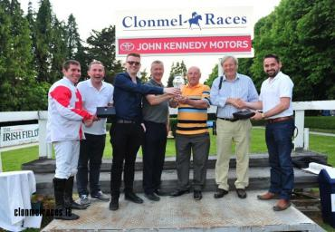 John Kennedy Motors Chase 2018